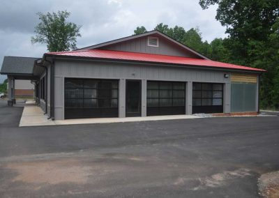 Commercial Metal Building SC