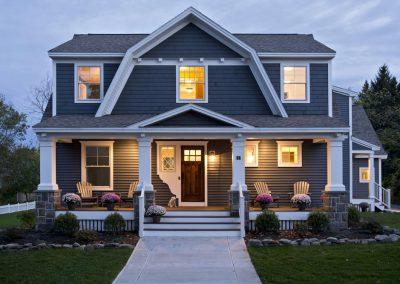 Custom built home in SC