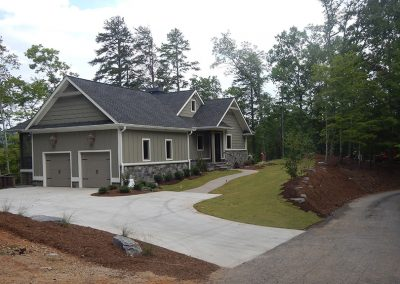 South Carolina New Home Construction Cox Builders