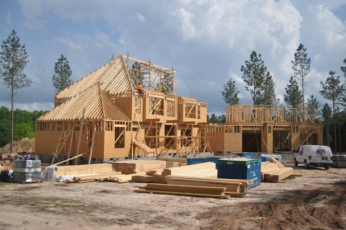 New Home Construction South Carolina